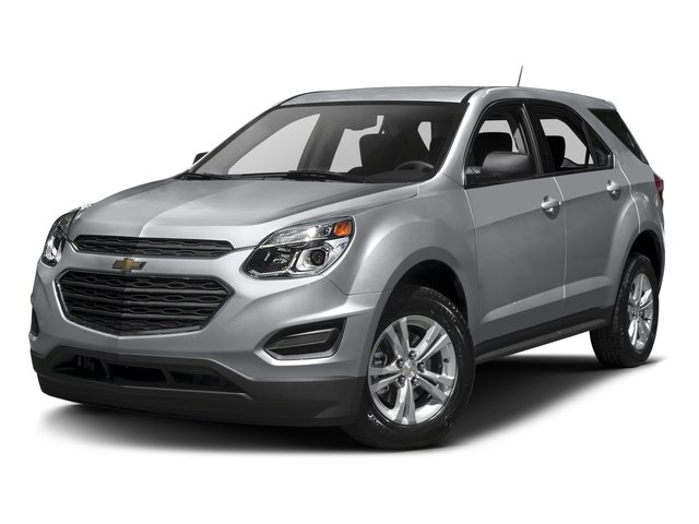 2016 Chevrolet Equinox Pictures Equinox Utility 4D LS AWD photos side front view