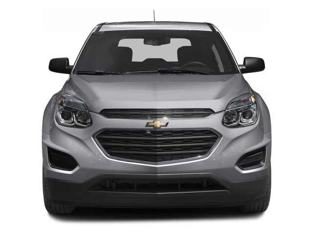 2016 Chevrolet Equinox Pictures Equinox Utility 4D LS AWD photos front view