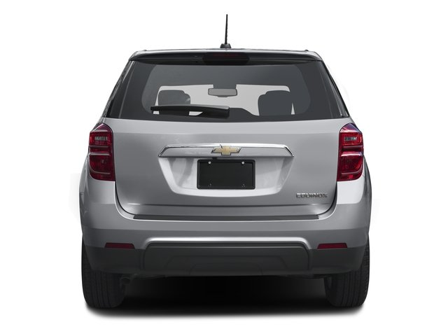 2016 Chevrolet Equinox Pictures Equinox Utility 4D LS AWD photos rear view
