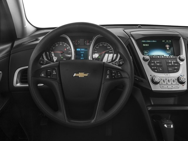 2016 Chevrolet Equinox Pictures Equinox Utility 4D LS AWD photos driver's dashboard