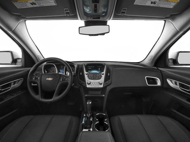 2016 Chevrolet Equinox Pictures Equinox Utility 4D LS AWD photos full dashboard