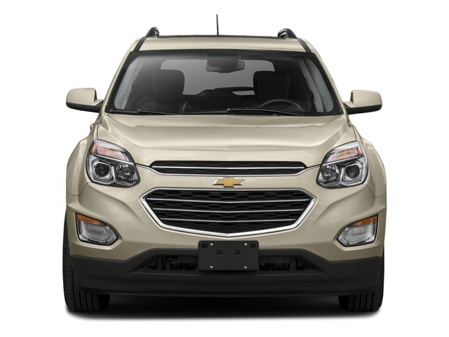 2016 Chevrolet Equinox Prices and Values Utility 4D LT 2WD front view