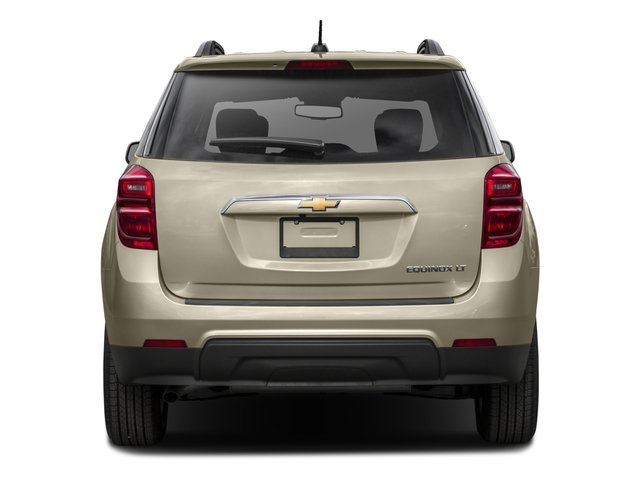 2016 Chevrolet Equinox Prices and Values Utility 4D LT 2WD rear view