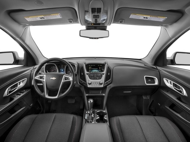 2016 Chevrolet Equinox Prices and Values Utility 4D LT 2WD full dashboard