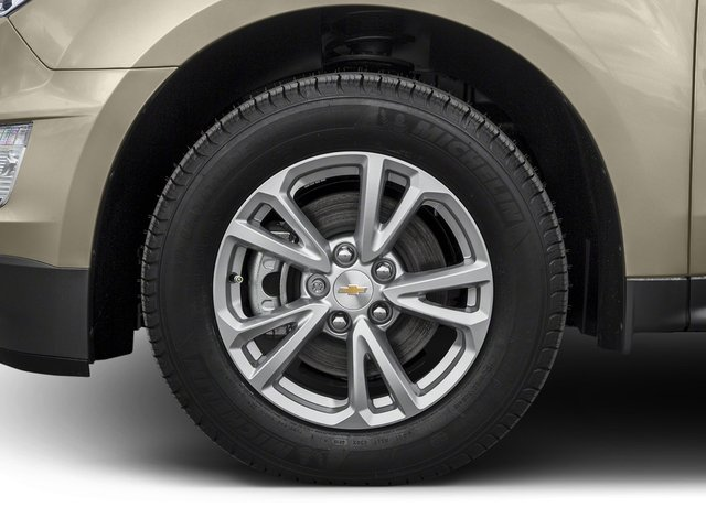 2016 Chevrolet Equinox Prices and Values Utility 4D LT 2WD wheel