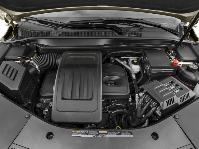 2016 Chevrolet Equinox Prices and Values Utility 4D LT 2WD engine