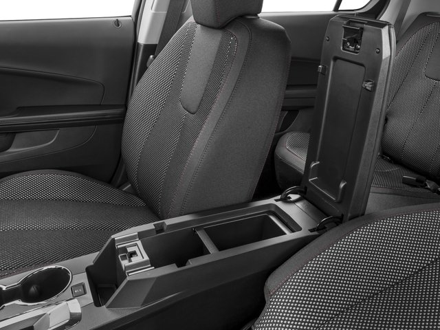 2016 Chevrolet Equinox Prices and Values Utility 4D LT 2WD center storage console