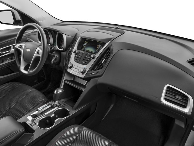 2016 Chevrolet Equinox Prices and Values Utility 4D LT 2WD passenger's dashboard