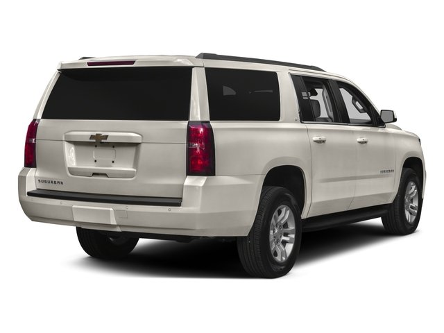 2016 Chevrolet Suburban Prices and Values Utility 4D LS 4WD V8 side rear view