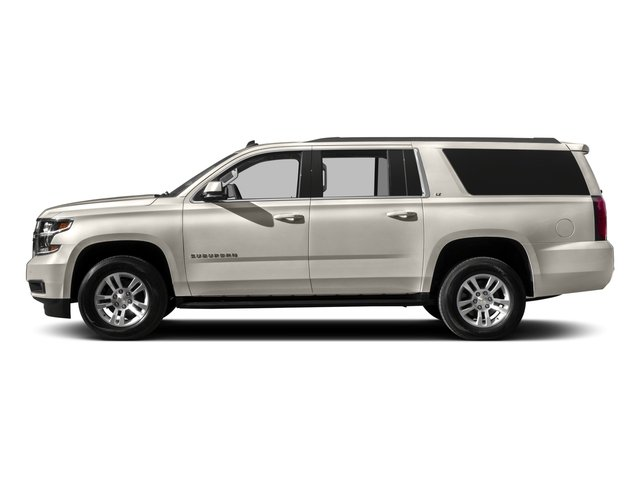 2016 Chevrolet Suburban Prices and Values Utility 4D LS 4WD V8 side view