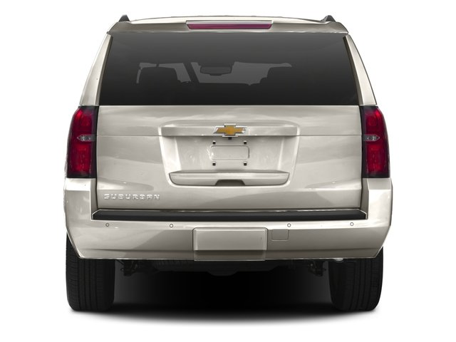 2016 Chevrolet Suburban Prices and Values Utility 4D LS 4WD V8 rear view