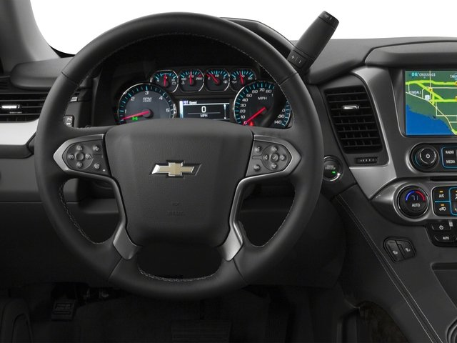 2016 Chevrolet Suburban Prices and Values Utility 4D LS 4WD V8 driver's dashboard