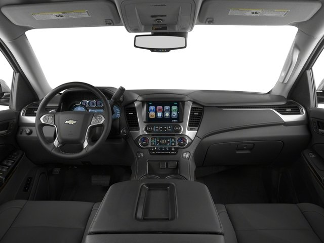 2016 Chevrolet Suburban Prices and Values Utility 4D LS 4WD V8 full dashboard