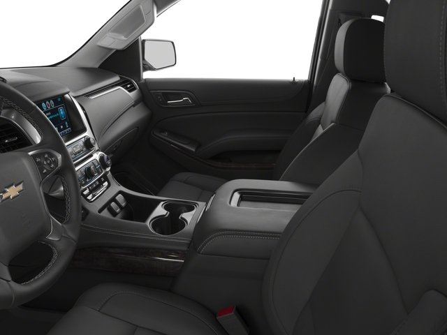 2016 Chevrolet Suburban Prices and Values Utility 4D LS 4WD V8 front seat interior