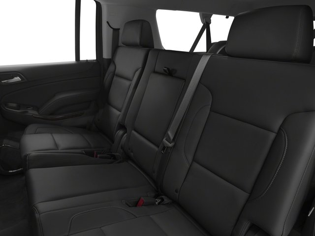 2016 Chevrolet Suburban Prices and Values Utility 4D LS 4WD V8 backseat interior