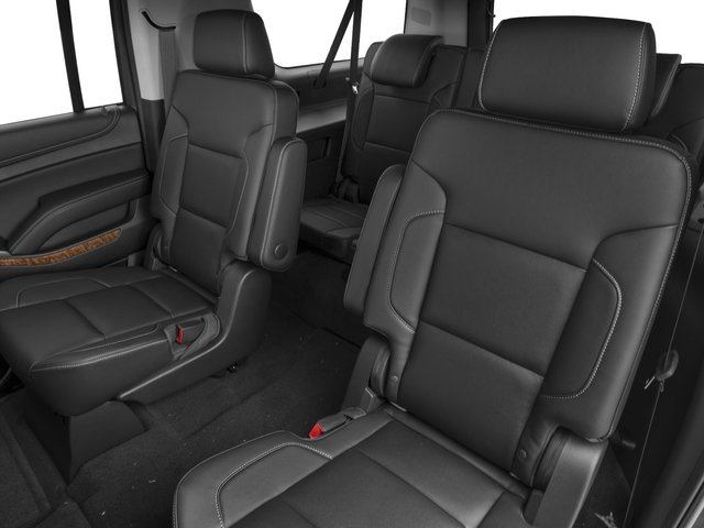 2016 Chevrolet Suburban Prices And Values Utility 4d Ltz 4wd V8 Backseat Interior