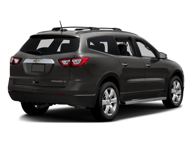 2016 Chevrolet Traverse Pictures Traverse Utility 4D LT AWD V6 photos side rear view