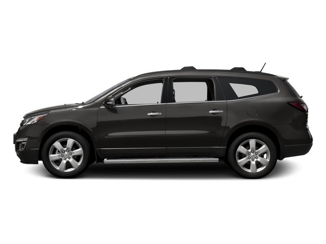 2016 Chevrolet Traverse Pictures Traverse Utility 4D LT AWD V6 photos side view