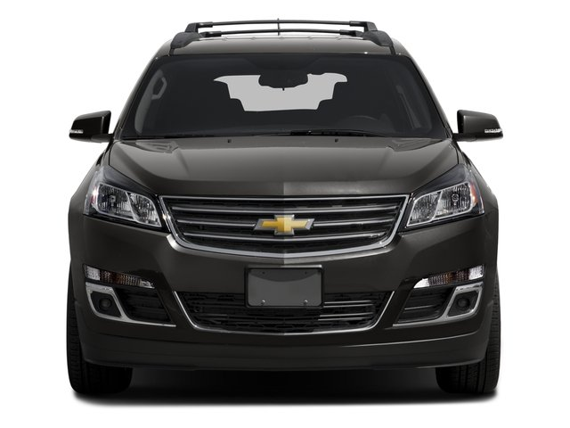 2016 Chevrolet Traverse Prices and Values Utility 4D LT AWD V6 front view
