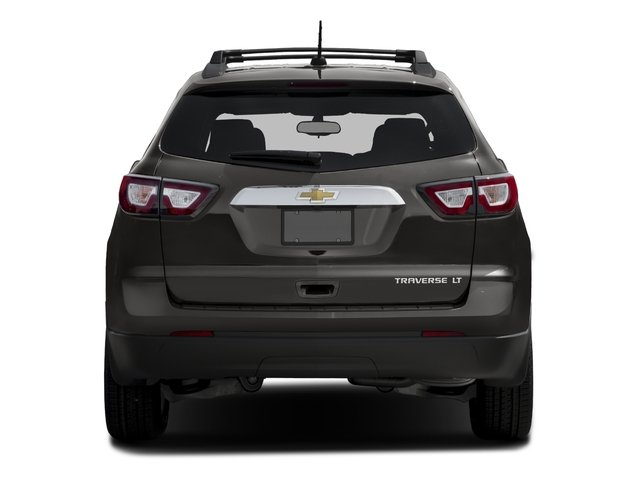 2016 Chevrolet Traverse Prices and Values Utility 4D LT AWD V6 rear view