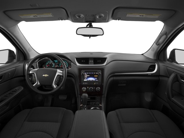 2016 Chevrolet Traverse Pictures Traverse Utility 4D LT AWD V6 photos full dashboard