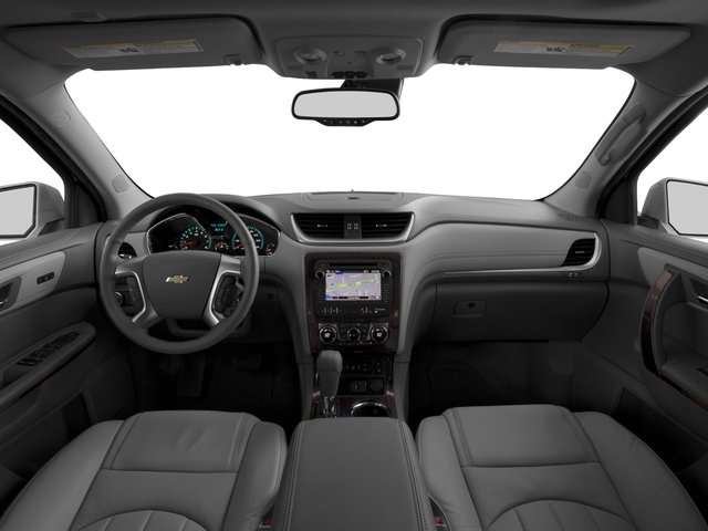 2016 Chevrolet Traverse Pictures Traverse Utility 4D LTZ 2WD V6 photos full dashboard