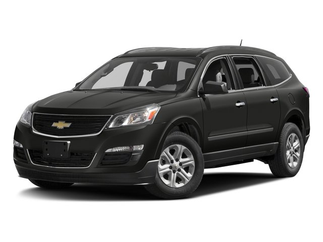 2016 Chevrolet Traverse Prices and Values Utility 4D LS 2WD V6 side front view