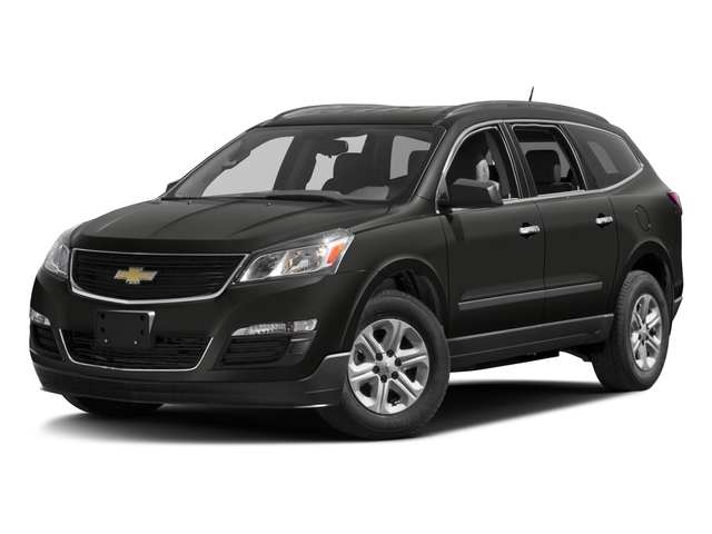 2016 Chevrolet Traverse Pictures Traverse Utility 4D LS 2WD V6 photos side front view