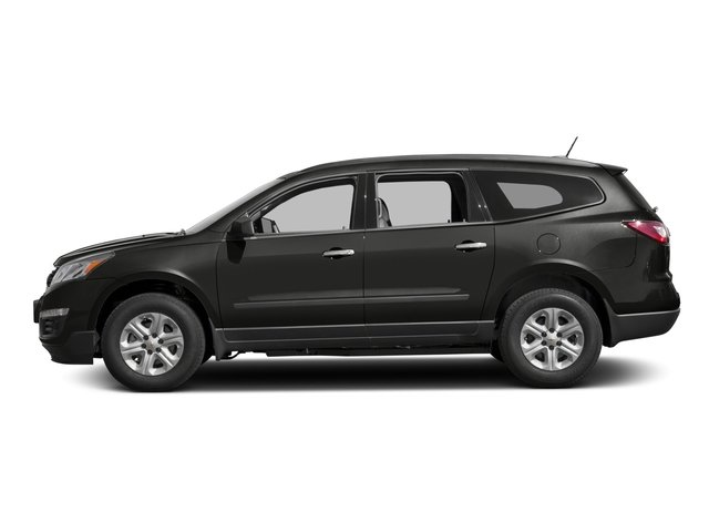 2016 Chevrolet Traverse Prices and Values Utility 4D LS 2WD V6 side view