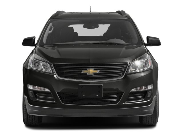 2016 Chevrolet Traverse Prices and Values Utility 4D LS 2WD V6 front view