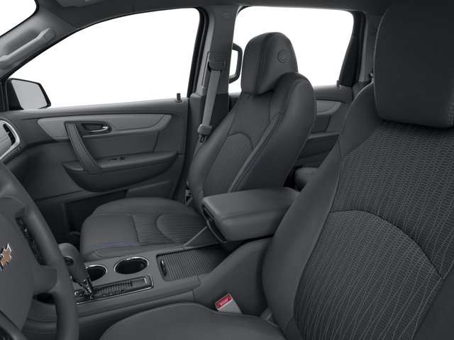 2016 Chevrolet Traverse Prices and Values Utility 4D LS 2WD V6 front seat interior