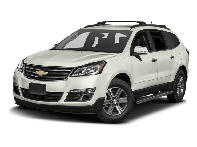 2016 Chevrolet Traverse Pictures Traverse Utility 4D 2LT AWD V6 photos side front view