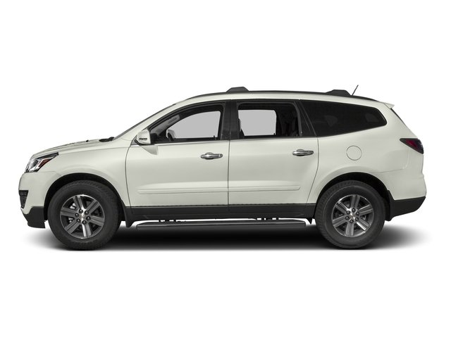 2016 Chevrolet Traverse Pictures Traverse Utility 4D 2LT AWD V6 photos side view