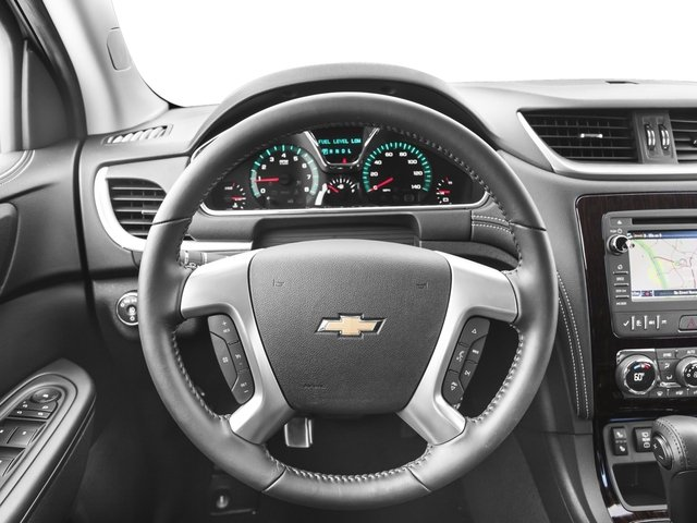 2016 Chevrolet Traverse Pictures Traverse Utility 4D 2LT AWD V6 photos driver's dashboard