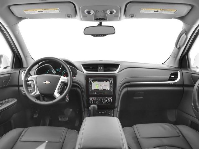 2016 Chevrolet Traverse Pictures Traverse Utility 4D 2LT AWD V6 photos full dashboard