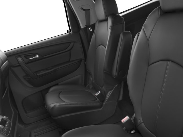 2016 Chevrolet Traverse Pictures Traverse Utility 4D 2LT AWD V6 photos backseat interior