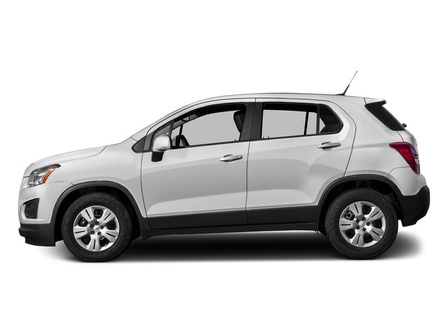 2016 Chevrolet Trax Prices and Values Utility 4D LS Fleet AWD I4 Turbo side view