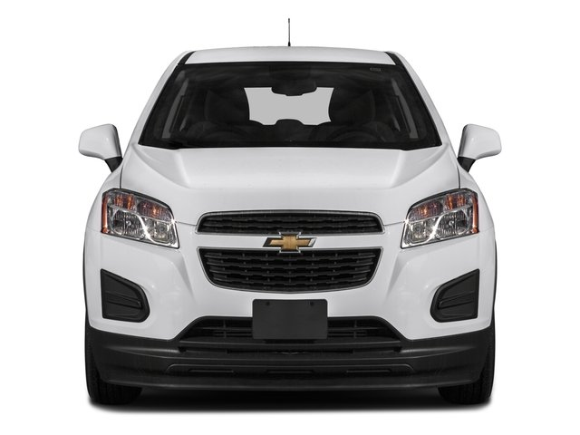 2016 Chevrolet Trax Pictures Trax Utility 4D LS AWD I4 Turbo photos front view