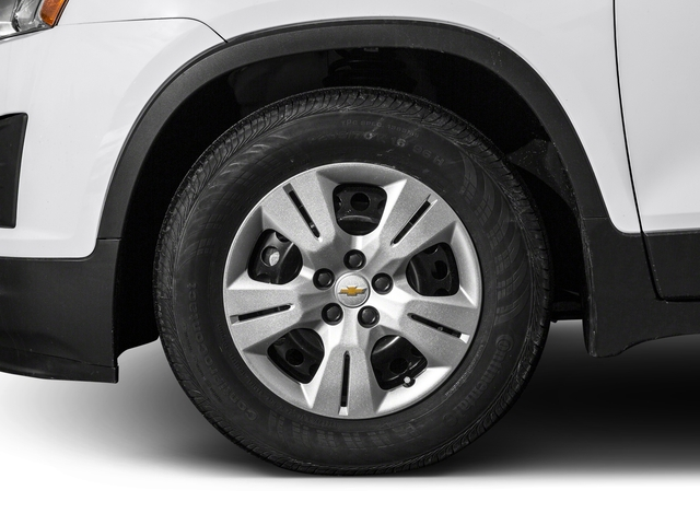 2016 Chevrolet Trax Prices and Values Utility 4D LS Fleet AWD I4 Turbo wheel