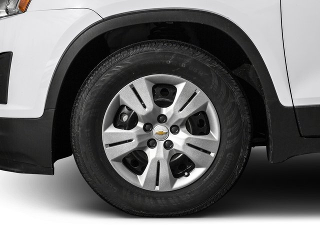 2016 Chevrolet Trax Pictures Trax Utility 4D LS AWD I4 Turbo photos wheel
