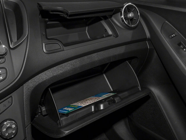 2016 Chevrolet Trax Prices and Values Utility 4D LS Fleet AWD I4 Turbo glove box