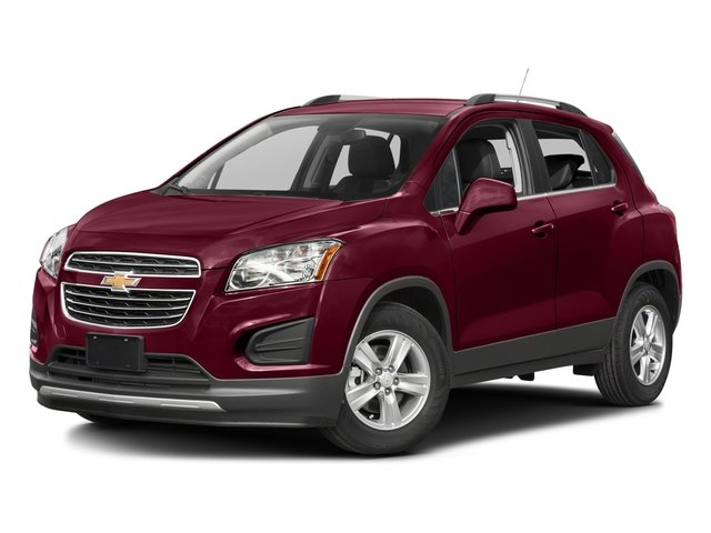 2016 Chevrolet Trax Prices and Values Utility 4D LT 2WD I4 Turbo side front view