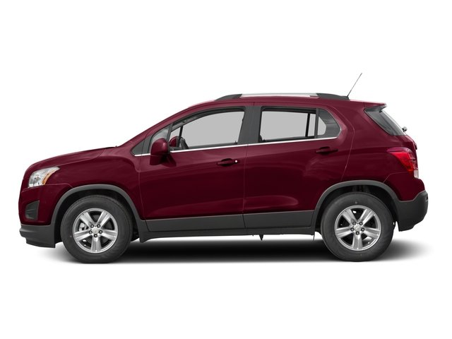 2016 Chevrolet Trax Prices and Values Utility 4D LT 2WD I4 Turbo side view