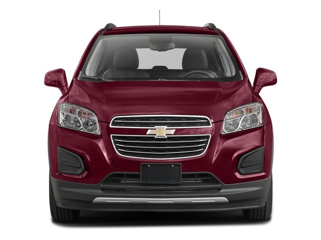 2016 Chevrolet Trax Prices and Values Utility 4D LT 2WD I4 Turbo front view