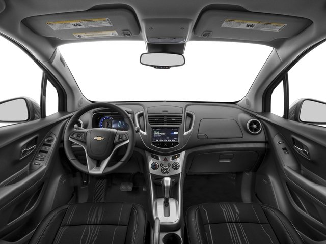 2016 Chevrolet Trax Prices and Values Utility 4D LT 2WD I4 Turbo full dashboard