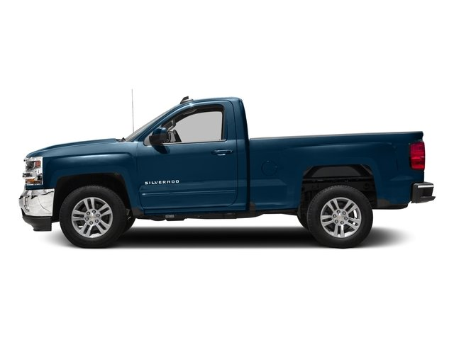 2016 Chevrolet Silverado 1500 Prices and Values Regular Cab LT 4WD side view