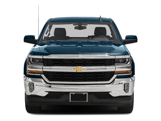 2016 Chevrolet Silverado 1500 Prices and Values Regular Cab LT 4WD front view