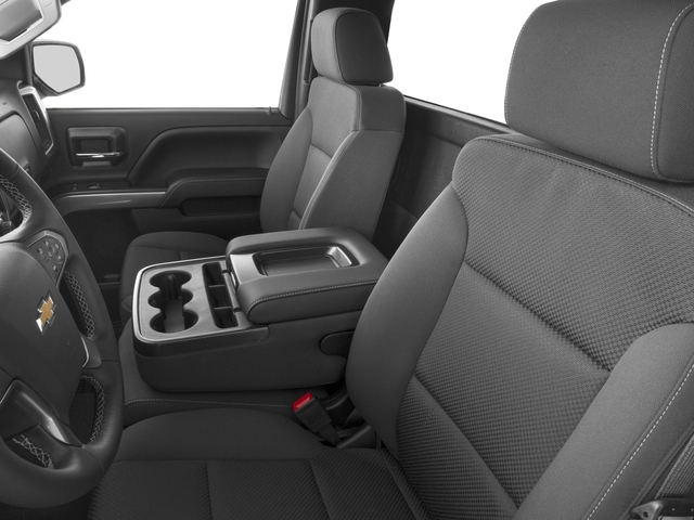 2016 Chevrolet Silverado 1500 Prices and Values Regular Cab LT 4WD front seat interior