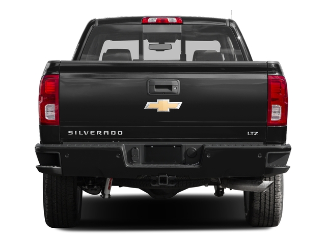 2016 Chevrolet Silverado 1500 Pictures Silverado 1500 Extended Cab LTZ 2WD photos rear view
