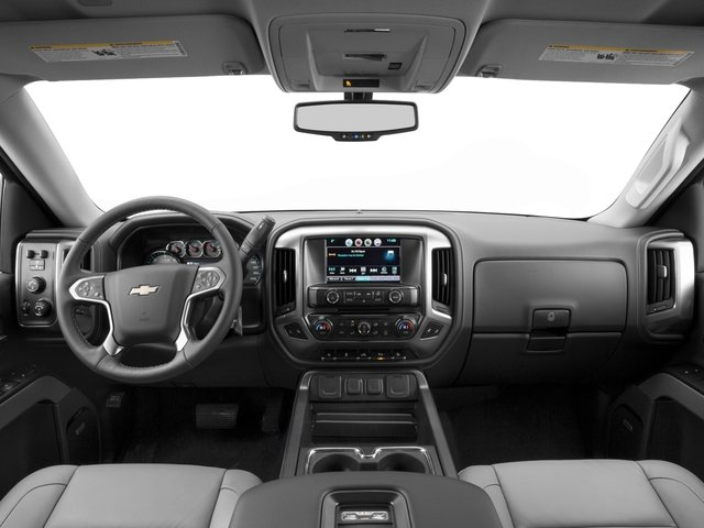 2016 Chevrolet Silverado 1500 Pictures Silverado 1500 Extended Cab LTZ 2WD photos full dashboard